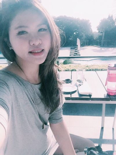 Sunny Enjoying Life Selfportrait Asian  Selfie Pretty Sunset Beauty Taking Photos Smile Girl