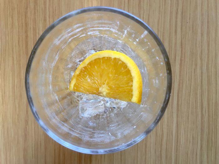 Yellow citrus