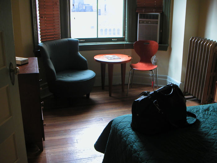 Low budget business trip Quiet Places Lonely Cheap Hotel Cheap Room Absence Chair Day Flooring Furniture Hardwood Floor Indoors  No People Seat Table Window Wood