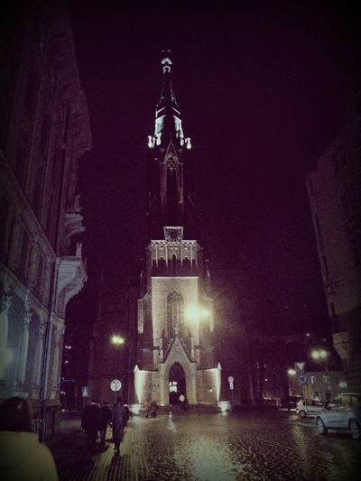 Family❤ Love Church Christmaseve14