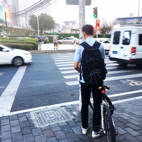 文艺重庆 | 040 Iphone6plus City Car Motor Vehicle Transportation Mode Of Transportation Street Architecture