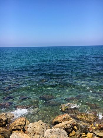 Water Sea Beauty In Nature Nature Outdoors