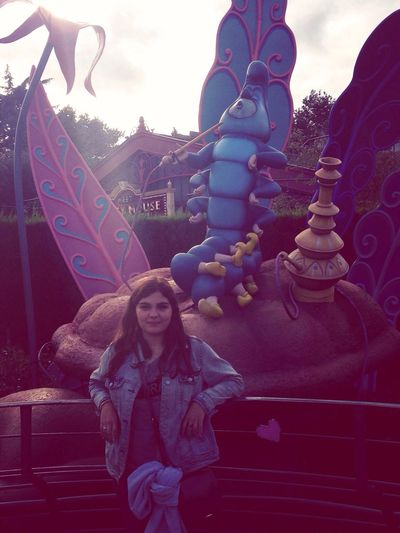 Disneyland Disney Alice In Wonderland Smoking