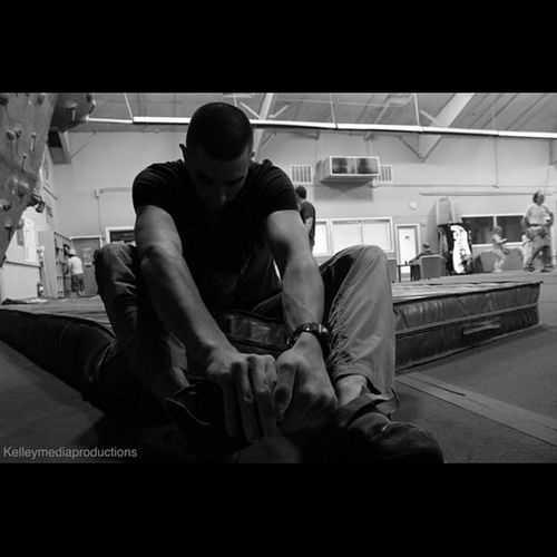 Stretching out the ol' shoes. Kelleymediaproductions Climbing Rockckimbing Indoorrockclimbing Blackandwhite Blackandwhitephotography Photography Photographersofinstagram Shoes Stayrad