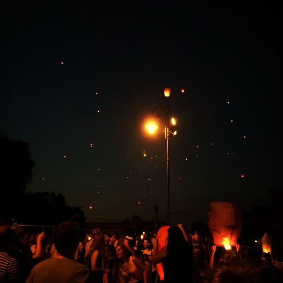 Lanterns Night First Eyeem Photo