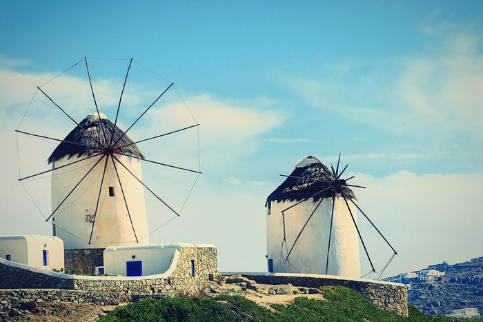 Mykonos windmills Mykonos Windmill Tourism Travel