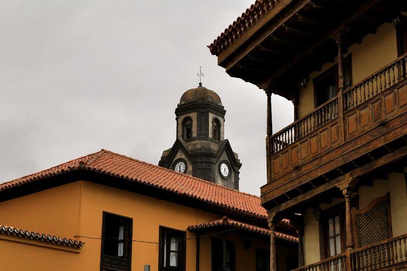 Architecture Palace History City Sky Day No People Canon_photos Atlantic Ocean Tenerife España Colors