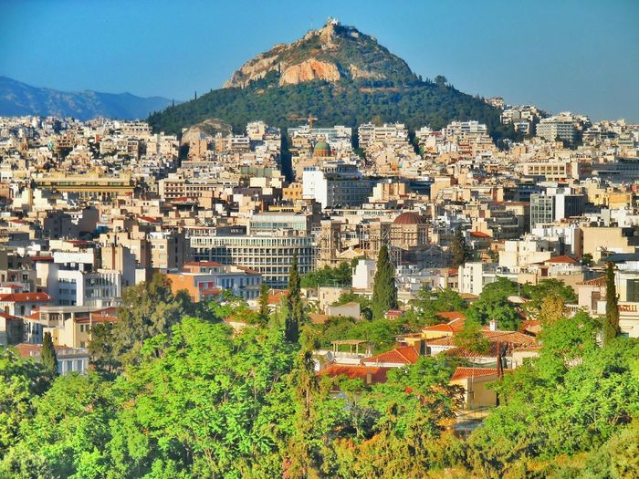 My Country In A Photo Athens, Greece Vraxakia