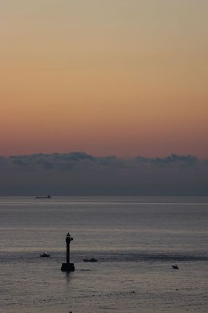 Busan,Korea Watching The Sunrise How Beautiful Lighthouse Photography Pic Canonphotography 80d 18-135mm