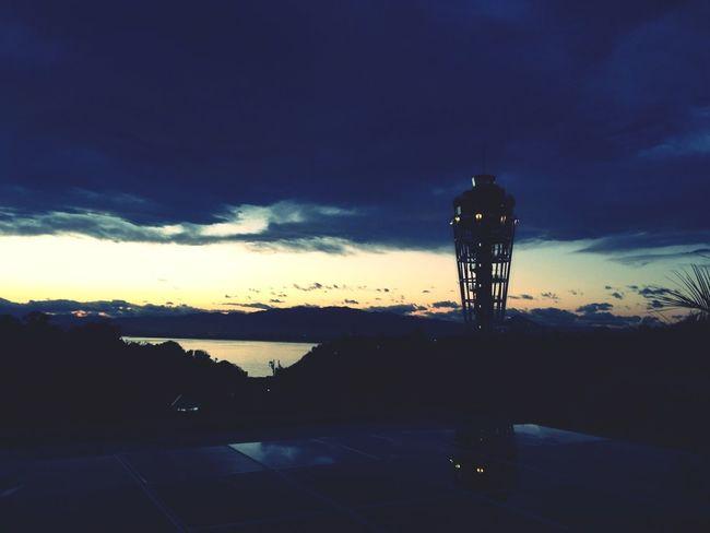 Nature Walking Sky Enoshima