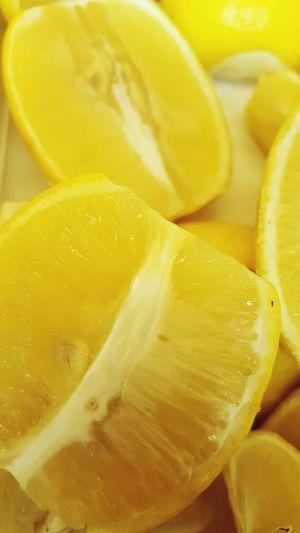 Yellow Food Lemon Citrus Fruit Close-up SLICE Fruit Healthy Eating Freshness Food And Drink No People Indoors  Lucariva Limone L8moni Limoni