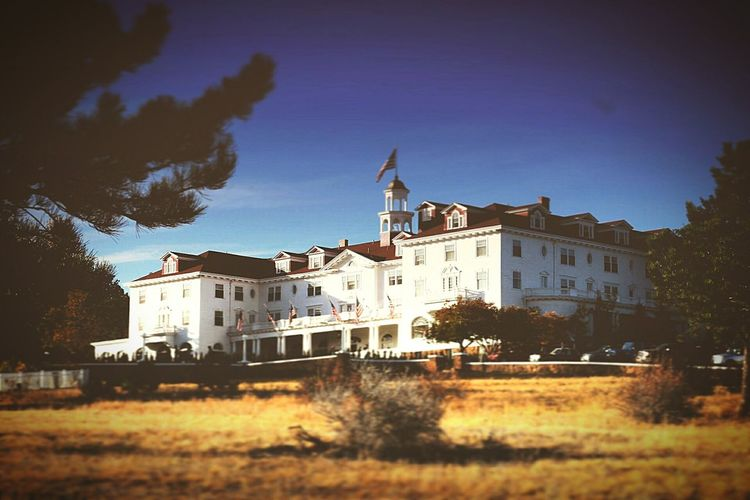 The Stanley Hotel Check This Out Eye4photography  Eyeemphotography American Beauty Ig_captures Ig_underground Hauntedplaces Haunted House Haunted