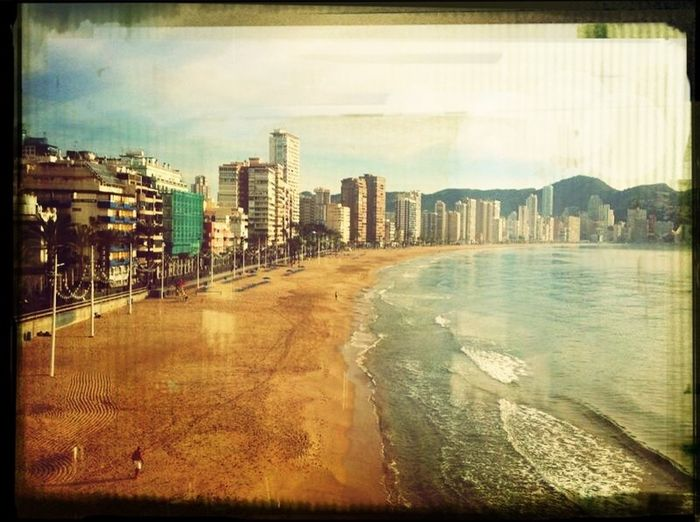 Benidorm View From @ElBalcondeRico