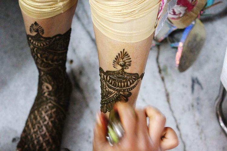 Mehendi Henna Henna Tattoo Henna Design Henna Art Feet Design