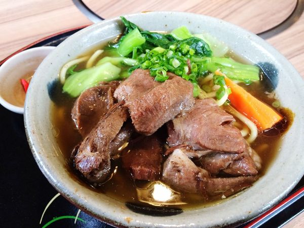 Travel On Business Lunch Ishigaki  Noodles