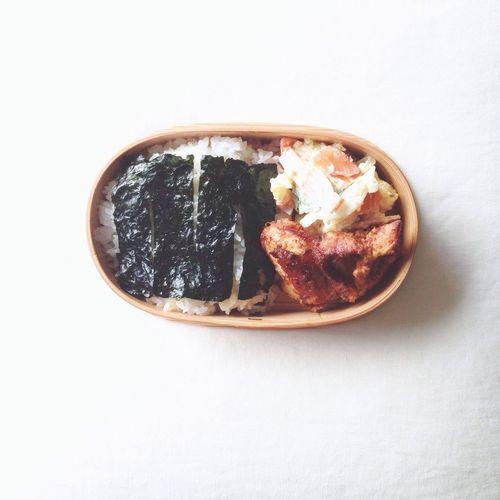 Rainy Days Good Morning おはようございます♡ Bento Lunch Box チキンタツタ Enjoying Life