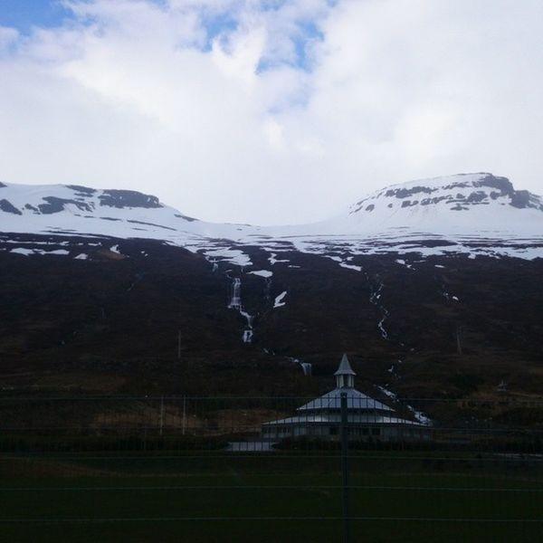 Eskifjordur Iceland