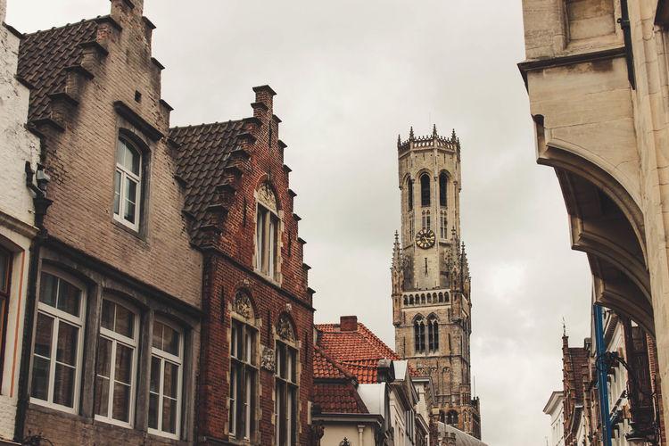 Brugge Brugge, Belgium City Postcard Architecture Bruges Building Exterior First Eyeem Photo