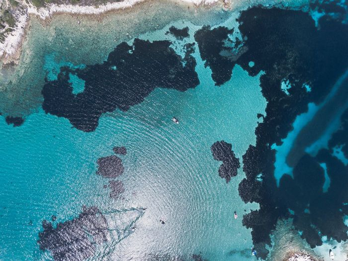 Textured  Abstract Backgrounds Close-up No People Ink Day Drone Photography Drone Greece Mastercraft
