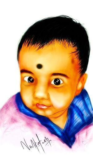 Sai Charan Tej Art