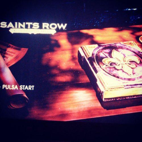 Comenzamos... Saintsrow GatoutofHell Xbox360 Play gamer Estreno 2015