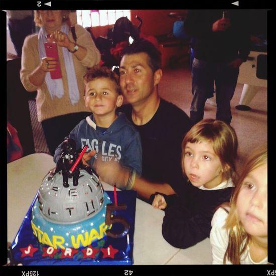 Felicitats carinyo i gracies per aquets 5 anys!! Petonets... Authentic Moments Family Enjoying Life Love Lo Que Mas Quiero!! Happy B-day (null)