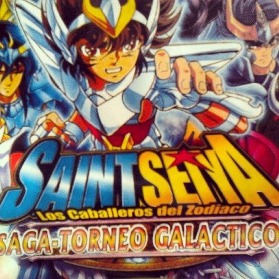 Saintseiya LosCaballerosDelZodiaco Sagas  ! lml