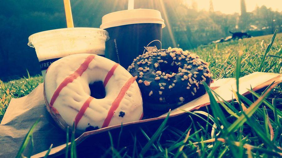 Donuts Cocomilkshake Chocolate Milk