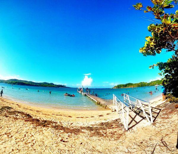 Ilet Chevalier Bay Beachphotography Summertime Martinique