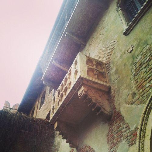 Sì... quel terrazzo! Verona Giulietta