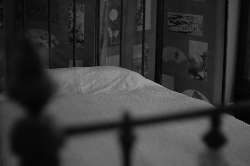 Still dreaming Black And White Carl Zeiss Jena FUJIFILM X-T1 Pancolar 50mm F2 Fuji X-T1 Black And White Photography Bedtime Bedroom Bed Time Bedtime♡