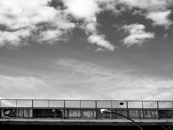Silent town Abstract Architecture Black And White Photography Building Exterior Built Structure Cityscape Photography Day Mood No People Outdoors Silence Sky Urban