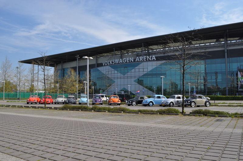 Volkswagen Beetle Volkswagen Arena Wolfsburg Backhome