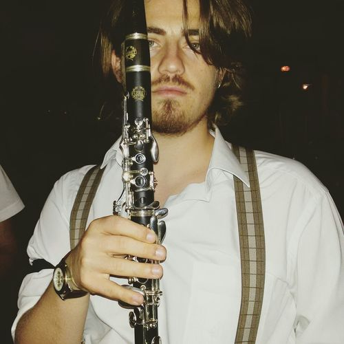 Me Clarinetplayer Dixiland Aliceindixiland