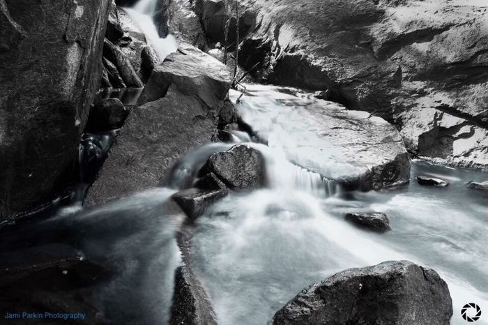 Perth regional parks Waterfall Flowing Water Nature Motion Long Exposure Rock - Object River Perth Canon Outdoors WesternAustralia Desaturated Flowing Water Water_collection Waterscape Springs