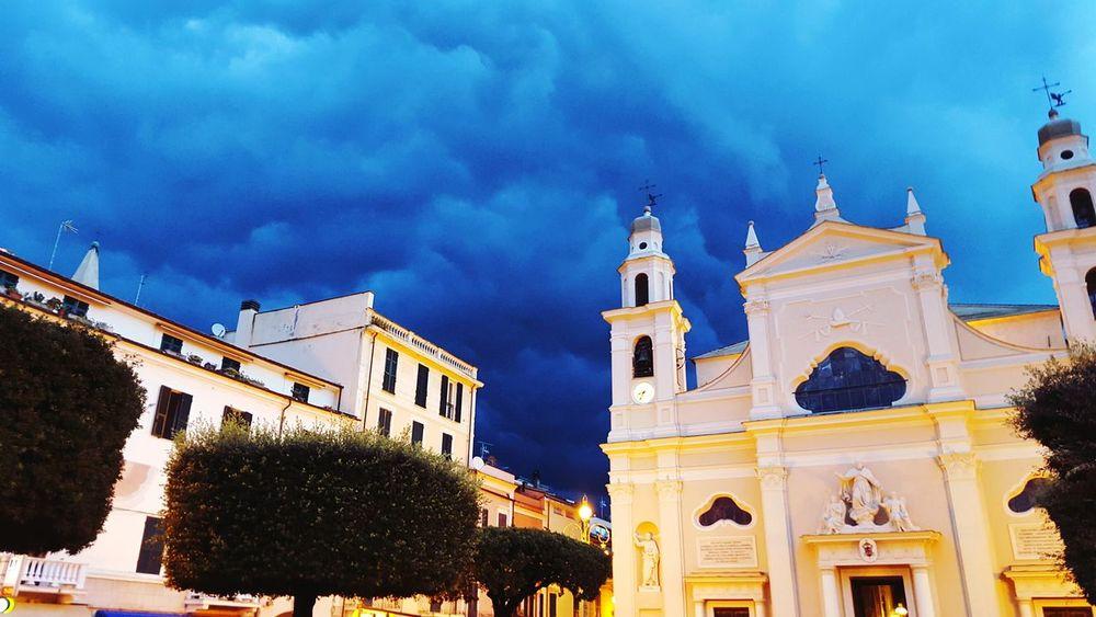 Pietraligure Chiesa Piazza Bruttotempo Galaxys6edge BeautifulPic