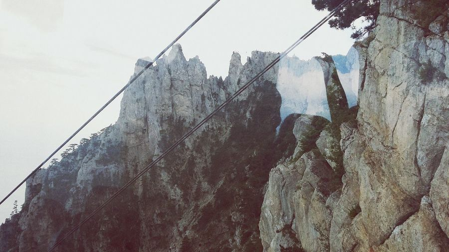 Crimea,Russia Montains    Ai-Petri Mountain