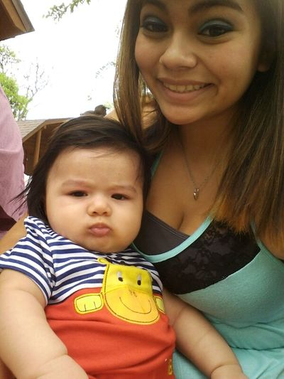 My Happiness, My World, And My Reason For My Smile<3(: