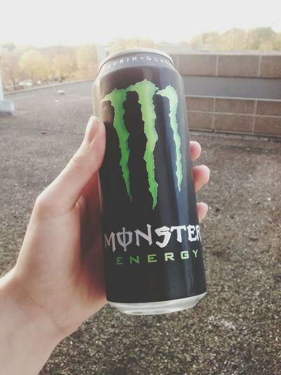 Chillen Monster Energy Monsterenergy Monster