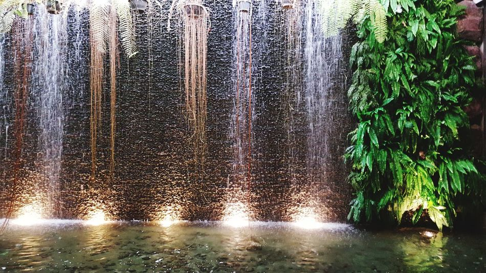 Wet Water Day No People Happy :) Lifestyles Enjoying Life Waterfall_collection Waterfalls Water_collection