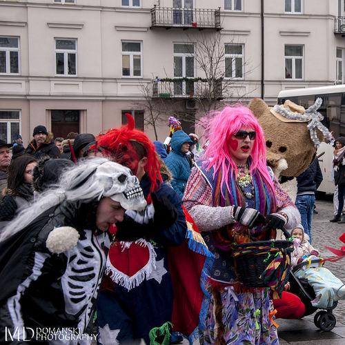koza #wloclawek #koza #karnawal #przemarsz Adults Only Celebration Leisure Activity Lifestyles Men People Real People Women