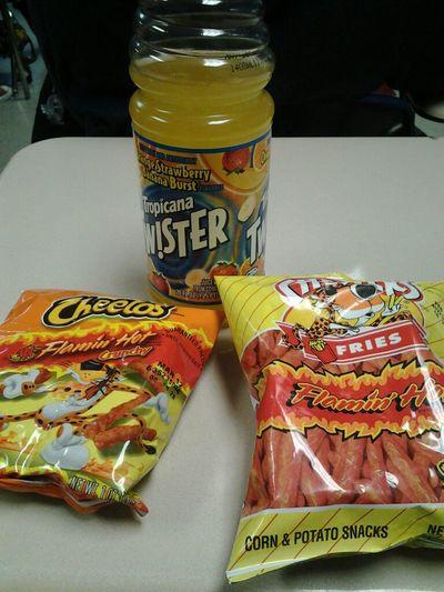 My breakfast !