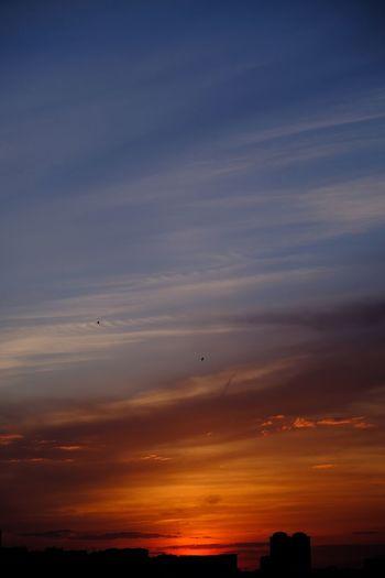 Sunset Fujifilm