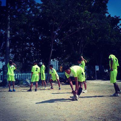 Porkap kabupaten sampang yg ke 4 Tambelangan lolos ke semi final.