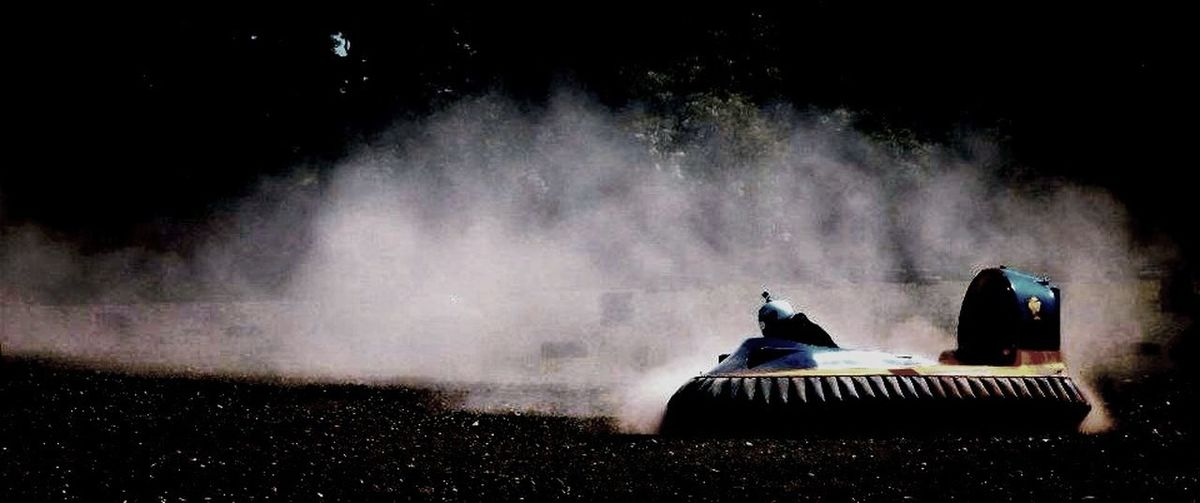 Hovercraft Hover Force Drifting Sport Need For Speed