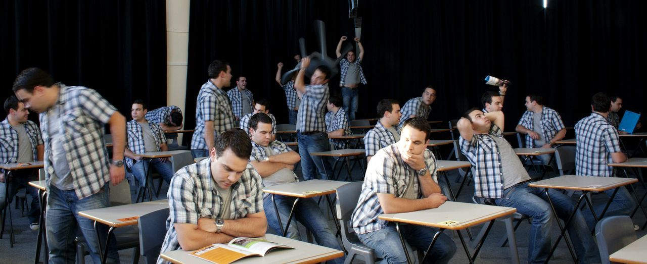 Clones Multiple Exposures Exams Fun Check This Out The Portraitist - 2015 EyeEm Awards People Watching Multiplicity Market Reviewers' Top Picks The Magic Mission
