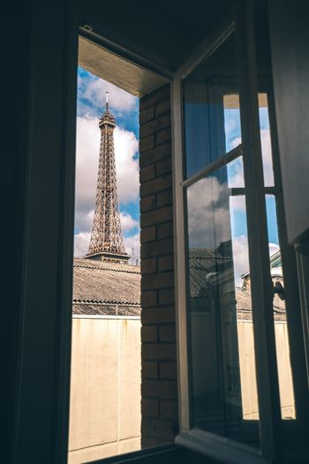 Parisjetaime Paris Pfw Parigi Paris ❤ Parisjetaime Paris Je T Aime Paris, France  Paris Tour Eiffel, Paris. Tour Eiffel EyeEm Selects Built Structure Architecture Glass - Material Window Building Exterior Decoration