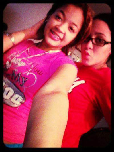 Me And Natashaa!!!