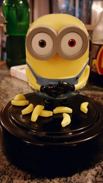 The OO Mission Minions Minion  Minions ♥♥ Minions Characters Minion Bob Minions ™ Minionmadness Minions_mania Minion Fun Check This Out Cute Mission Yellow Fun Cartoon Characters
