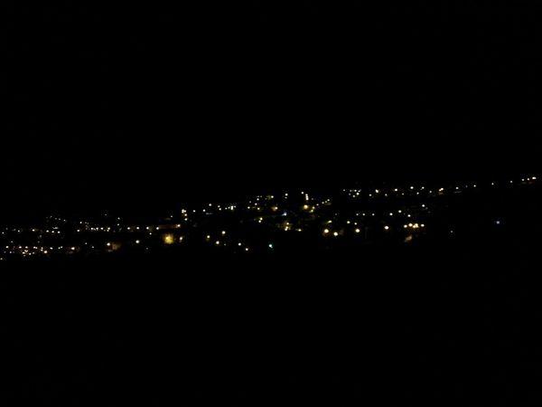 Walking Around Night Lights